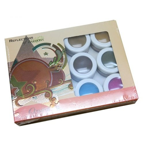 Harmony Reflections - Colored Acrylic Powders - Olympus Collection - 12pc Kit