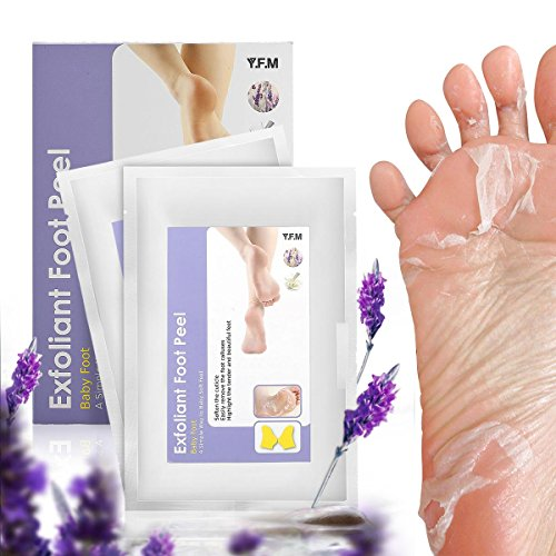 Exfoliante Pies, Peeling Pies, Foot Mask,...