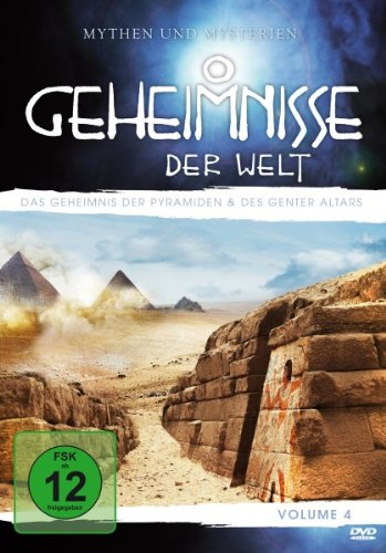 Vol. 4: Das Geheimnis der Pyramiden