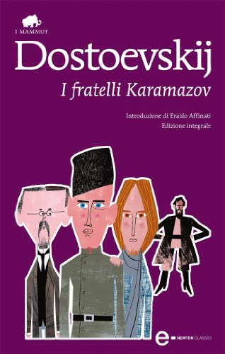 I fratelli Karamazov (eNewton Classici) di [Dostoevskij, Fëdor Michajlovic]