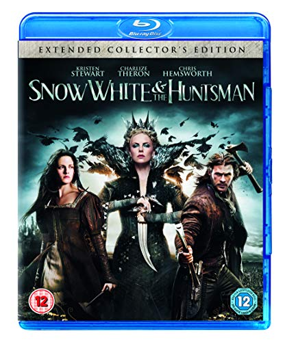 Snow White and the Huntsman (Blu-ray + Digital Copy + UV Copy) [2012] [Region Free] [UK Import]