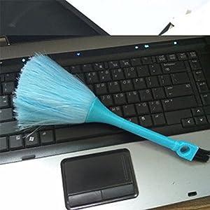 Aufee Supporto per Monitor in Legno mensola in bamb/ù Durevole con Supporto per Monitor per Computer con ripiano per Desktop o casa