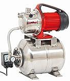 Grizzly Hauswasserwerk HWW 3819 Inox