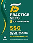 The Staff Selection Commission conducts a recruitment examination for recruitment to Multi-Tasking (Non-Technical) posts in the various departments of the central government. The present book has been designed for the aspirants preparing for the u...