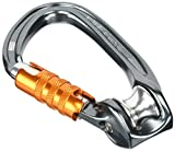 Petzl, PULLEY ROLLCLIP Z TRIACT-LOCK, gray/orange, UNI, P75 TL