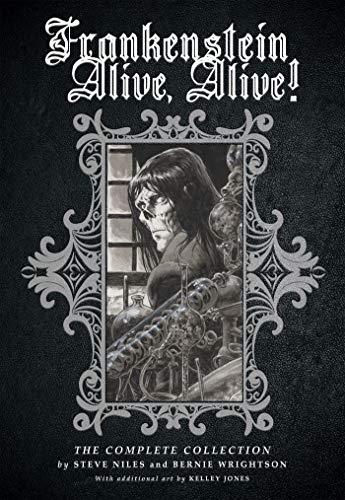 Frankenstein Alive, Alive: The Complete Collection (Halloween Frankenstein Cartoon)