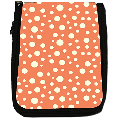 Fancy A Snuggle, Borsa a spalla donna Dots Floating In Air