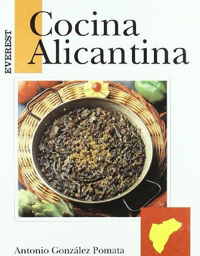 Descargar Libro Cocina Alicantina (Cocina regional española) de González Pomata Antonio