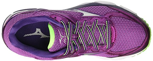 Mizuno Wave Ultima 8, Chaussures de Running Compétition Femme Violet (Rosebud/Silver/Mulberrypurple)