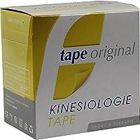 KINESIOLOGIC tape original 5 cmx5 m gelb 1 St preisvergleich bei billige-tabletten.eu