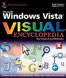 Microsoft Windows Vista Visual Encyclopedia by Kate Shoup (2007-03-12)