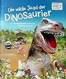 Die wilde Jagd der Dinosaurier - Eine fantastische Reise in die Welt der Giganten (Meine große Welt)