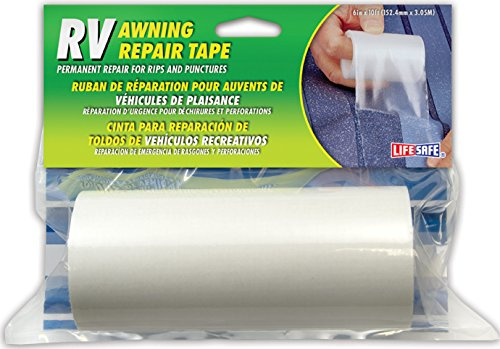 Price comparison product image Incom RE1179 6 By 10-Inch RV Awning Repair Tape by Incom