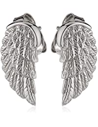 Engelsrufer Damen-Ohrstecker Flügel 925 Silber rhodiniert - ERE-WING-ST