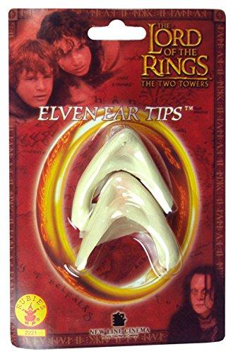 Elven Ohrstöpsel Hobbit Herr der Ringe Elf Star Trek Spock Kostüm Legolas (Elf Herr Ringe Der Kostüm)