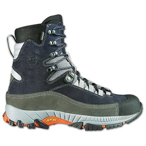 Hanwag Sky GTX, Gore-Tex® Gleitschirm-, Trekking- und Bergschuhe, Unisex, Farbe marine, Größe EU 39 (UK 5,5)