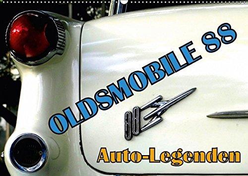 Preisvergleich Produktbild Auto-Legenden - Oldsmobile 88 (Wandkalender 2018 DIN A2 quer): Der US-Oldtimer Oldsmobile 88 auf Kuba (Monatskalender, 14 Seiten ) (CALVENDO ... [Apr 07, 2017] von Löwis of Menar, Henning