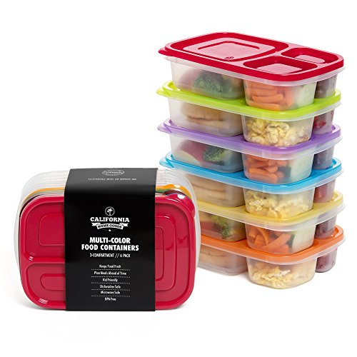 california-home-goods-3-compartment-childrens-bento-lunch-box-reusable-food-storage-containers-for-k