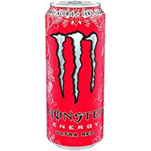 Monster Energy Ultra Red Sugar Free 12x500ml