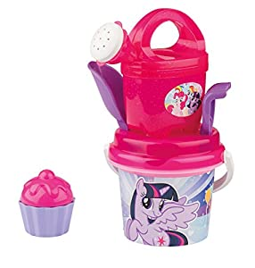 Simba-Set de Cubo de Playa para bebé My Little Pony (107114104)