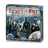 Asmodee 8505 - Ticket to Ride: United Kingdom, Multicolore