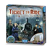 Requires an original copy of Ticket to Ride or Ticket to Ride Europe to play.  Place the first rails of the glorious train adventure that all started in the United Kingdom of Great Britain and Ireland in the 19th century. Learn to master the power of...