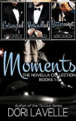 Moments: The Novella Collection: Books 1-3