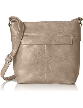 Handbag Damen Carla Umhängetasche, 7.5x25x23 cm