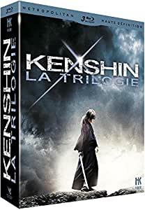 Kenshin - La trilogie : Kenshin le Vagabond + Kyoto Inferno + La fin de la légende [Blu-ray]