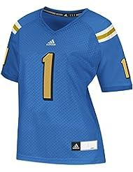 UCLA Bruins Women's Adidas NCAA Football #1 Replica Jersey Maillot