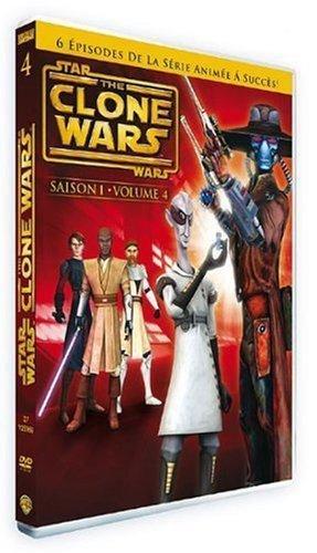 Star Wars - The Clone Wars - Saison 1 - Volume 4 [Import italien]