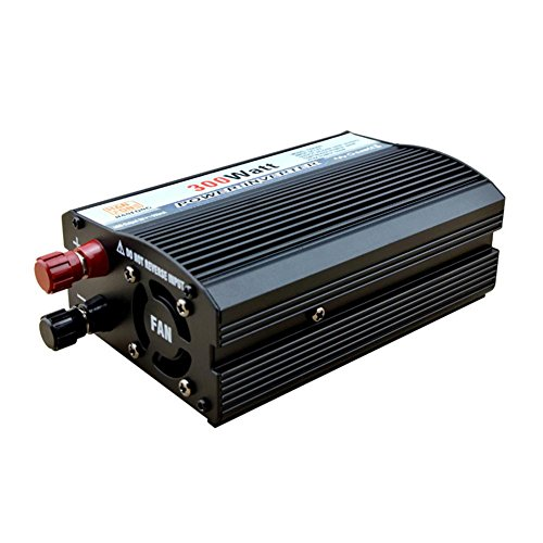 Spannungswandler BQ, Auto-Aufladeeinheits-Energien-Inverter 300W DC 12V zum Wechselstrom 120V Konverter USB-Häfen Selbstadapter-Spg.Versorgungsteil Auto-120v Usb