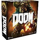 Asmodee- Doom: Il Gioco da Tavolo Edizione Interamente in Italiano con splendide Miniature, Colore, 9830