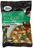 Rochelle Herb and Garlic Croutons 60 g (Pack of 12)