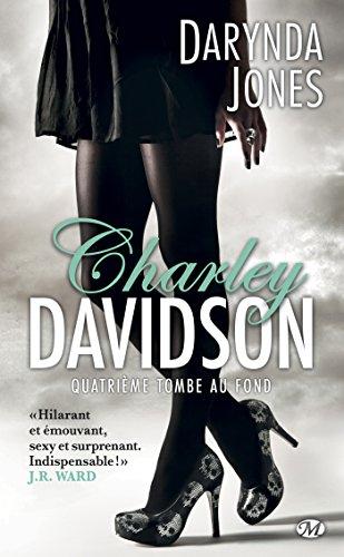 Quatrième tombe au fond: Charley Davidson, T4