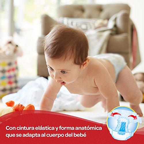 Huggies Ultra Comfort Pa/ñales Talla 3 168 Pa/ñales 4-9 Kg