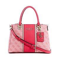 جيس حقيبة بتصميم الاحزمة للنساء , زهري - SG773706