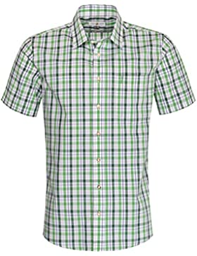 Almsach Kurzarm Trachtenhemd Fri