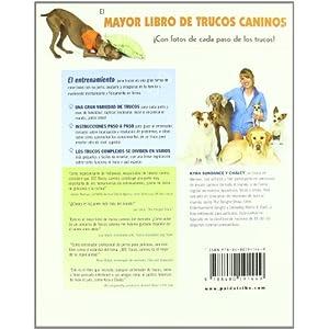 CIENTO 1 TRUCOS CANINOS (color) (Animales de Compañía)