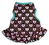 Bling herz Kleid Designer Hoodie Jacke kleidung kleidung Hochwertige Qualität alle Größen, Große Hunde, Kleine Hunde, Jacke, Pullover, Mantel Hoodie XXXS XS S M L XL Welpe Chihuahua zu alstation