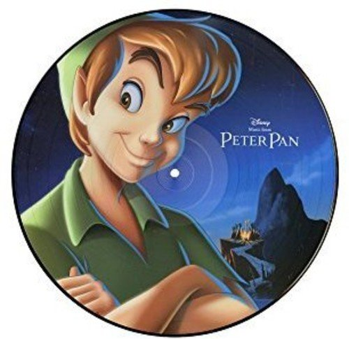 Disc Peter Pan Picture (Music From Peter Pan (Picture Disc) [Vinyl LP])