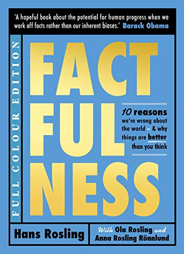 Factfulness (Illustrated) (English Edition)