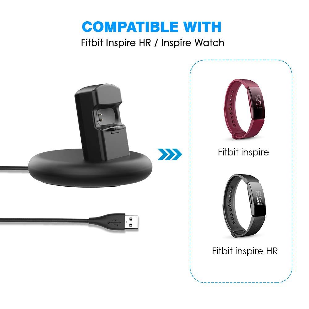 No para Charge 3//Charge 2 100cm Reemplazo USB Cargador Port/átil de Carga R/ápida para Fitbit Charge 4 Fitness Tracker 2 Piezas Cargador Compatible con Fitbit Charge 4 el Cable de Carga KIMILAR