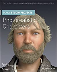 Maya Studio Projects Photorealistic Characters [With DVD ROM] (Autodesk Official Training Guides)