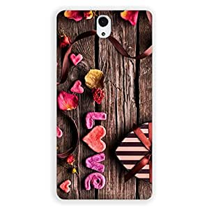 Sony Xperia C5 Ultra Printed cover by Red Hot gifts and more
