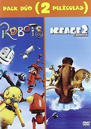 Robots+Ice Age 2: El Deshielo [DVD]
