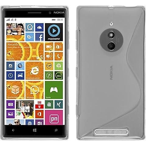 Coque Pour Lumia 830 - Coque en Silicone pour Nokia Lumia 830