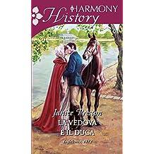 La vedova e il duca (The Beauchamp Betrothals Vol. 1) (Italian Edition)
