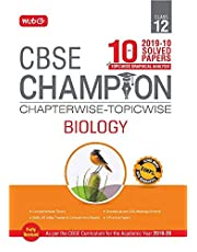 10 YEARS CBSE CHAMPION C/W T/W BIOLOGYCLASS-12