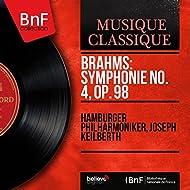 Brahms: Symphonie No. 4, Op. 98 (Mono Version)